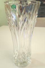 クリスタルガラス 花瓶 インテリア飾り、置物