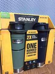 �V�i STANLEY one hand vacuum mag 0.47L �l�C�r�[