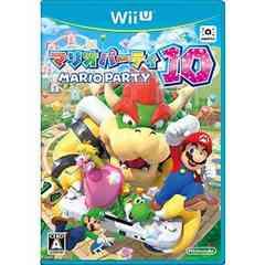 ■新品■ Wii U マリオパーティ10 (通常版)