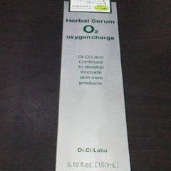 シーラボ★ハーバルセラムO2 高濃度酸素水 150ml♪新品未使用♪