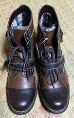 ☆新品未使用☆茶靴