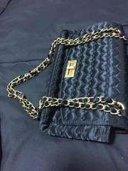 サマンサベガハートチェーンバッグ