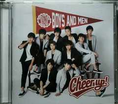 BOYS AND MEN ボイメン Cheer up!アルバム 水野&本田写真付