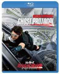 新品Blu-ray/ミッション:インポッシブル ゴースト・プロトコル/ミッションインポッシブル4