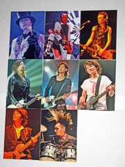 【BUCK-TICK】TOUR 2014 metaform nights OR ANARCHY★トレカ8枚セット