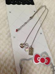 定価1050円 キティ 可愛い ドックタグ ネックレス
