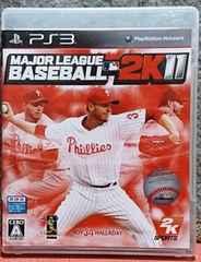 [送料無料] PS3/メジャーリーグベースボール 2K11/野球ゲーム