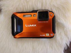 デジタルカメラPanasonic-LUMIX(DMC-FT5)
