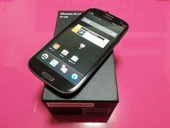 即落/即発!!超美品 SC-03E Galaxy S3 α ブラック LTE Xi