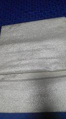 とっても素敵な袋帯 訪問着や留袖OK シルバーラメラメ光沢感有り