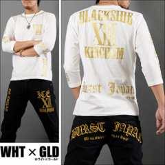 メール便送料無料【MAD BURST JAPAN】705547分Tシャツ白金XL