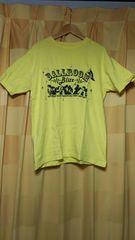 HI-CHOP PRESENTS BALLROOM〜イベント Tシャツ◆Sサイズ◆黄色◆