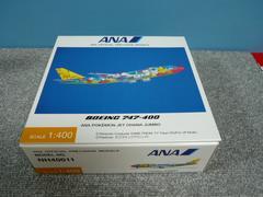 ���f���v���[���uANA B747-400 NH40011 ���ԃW�����{�vC10