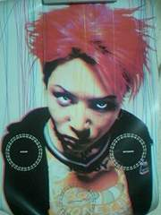 X JAPAN hide � �X�^�[ ���U�O�� �q�f