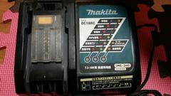 マキタ バッテリー充電器18v14v