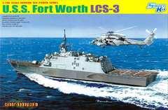 1/700 �ČR���C��퓬�� U.S.S. �t�H�[�g�E���[�X LCS-3