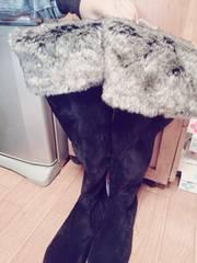 ☆新品24.5☆ロングブーツ