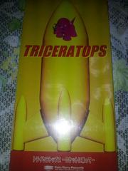 トリケラトップスロケットに乗って僕が欲しいものCDシングル美品