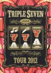 新品即決AAA TOUR 2012 -777-TRIPLE SEVEN ライヴDVD
