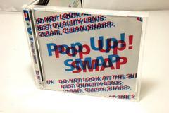 �y���I�z�ǂ��Ȗ��ڔՁESMAP�@POP�@UP