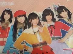 【パチンコ AKB48 水曜日のアリス クリアファイル】未開封品