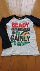 バクプリ★ロングTシャツ*130