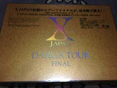 �s�V�i�tX JAPAN��DAHLIA FINAL �������� DVD-BOX���������K�i