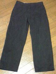 ドッカーズ 上質黒パンツ