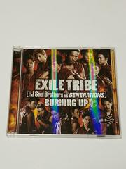 �yCD+DVD�zBURNING UP / EXILE TRIBE