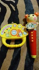 お母さんといっしょ ワンワン&ウータン 音が出る玩具
