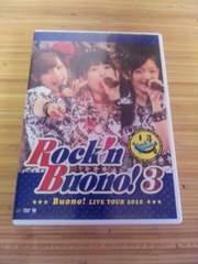 Buono! DVD「LIVE TOUR 2010 Rock'n Buono!3」Berryz工房 ℃-ute