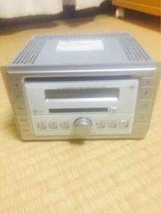 HE21S後期Lグレード用・スズキアルトラパン・純正CD.MDデッキ