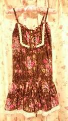 ◆LIZ LISA◆ガーリーレース★花柄オールインワンヾ(*´∀`*)ノ