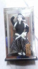 会津の白虎隊人形