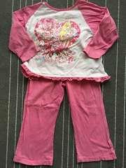 薄手長袖スイートプリキュアパジャマ
