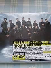 "EXILE  ""BOW & ARROWS""  CD+DVD"