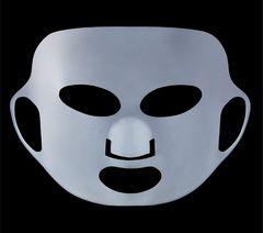 送料無料■乾燥防いで浸透力アップ!シリコンフェイスマスク