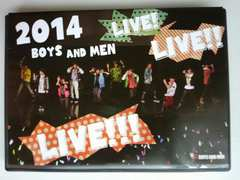 BOYS AND MEN  2014 LIVE! LIVE!! LIVE!!!