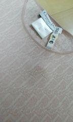 正規品◆Christian Dior◆ロゴ 半袖ニット L 薄ピンク 即決送込