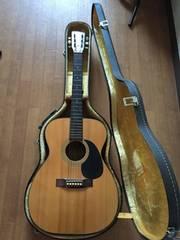 美品 Migunoアコースティックギター ケース付
