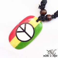 PEACE �s�[�X ���Q�G ���X�^ �l�b�N���X �`���[�J�[ 725