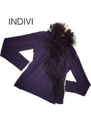 INDIVI�������t�@�[���J�V���N�[���j�b�g���J�[�f�B�K����