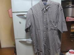 Ralph Laurenの半袖シャツ
