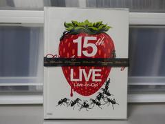 初回盤L'Arc~En~Ciel - 15th L'Anniversary Live DVD