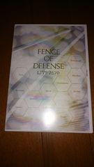 �t�F���X�I�u�f�B�t�F���X LIVE7670 DVD Disk1   �k������