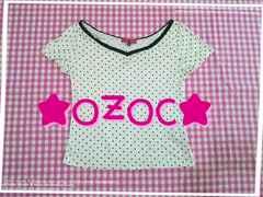 OZOC♪ドット♪Tシャツ★