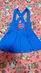 アースマジック♪バックリボン☆ジャンパースカート☆