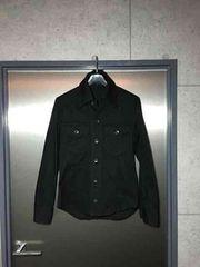 5351プールオム/シャツジャケットGジャン/ブラック1