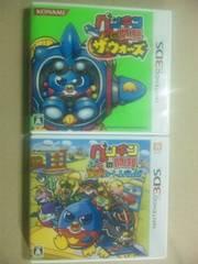†送料無料3DSソフトset ペンギン+ペンギン