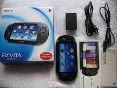 PS Vita 3G/Wi-Fi���f�� PCH-1100 ��500�~